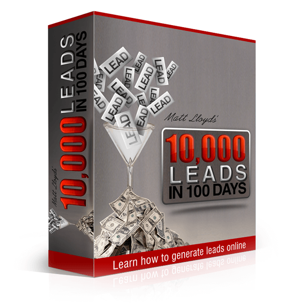 10,000 Leads 100 Days